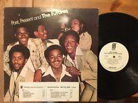 The Futures: Past Present & The Futures on PIR (White Label PROMO) VG+/ VINYL NM