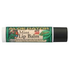 Aloe Gator Mint SPF 30 Aloe & Vitamin E Lip Balm