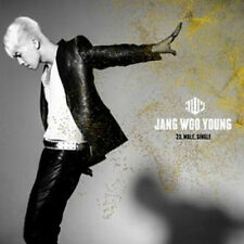 JANG WOO YOUNG-[23,MALE,SINGLE] 1st Mini Ablum GOLD CD+Photo Book+Card 2PM