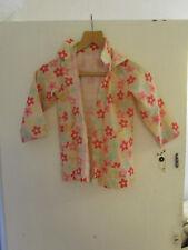 Girls Mothercare Multicoloured Thin Mac / Anorak / Waterproof Coat - 4 - 5 years