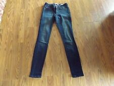 Woman's Dark Wash Jeans BY:Jessica Simpson Size:25 SKINNY PERFECT Condition!