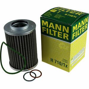 Original MANN-FILTER Hydraulikfilter für Automatikgetriebe H 710/1 x