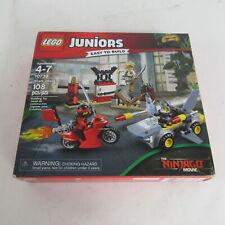LEGO Juniors The Ninjago Movie Shark Attack Set 10739 108 Pcs
