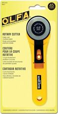Olfa Original Rotary Cutter-45mm RTY-2/G #9651 FREE SHIPPING