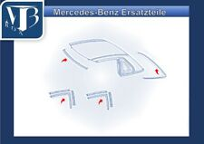 Mercedes-Benz W107 R107 350SL Joints 4-tlg. Hardtop