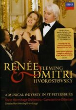 Musical Odyssey in St Petersburg [New DVD]