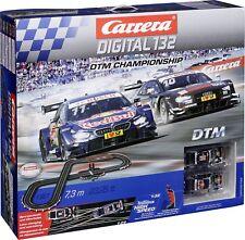 Autorennbahn Carrera Digital 132 DTM Championship 30196