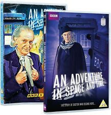 DR WHO 2013 (1963) AN ADVENTURE IN SPACE AND TIME - Verity Lambert  - NEW DVD UK