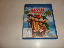 Blu-Ray  Alvin und die Chipmunks 3: Chipbruch
