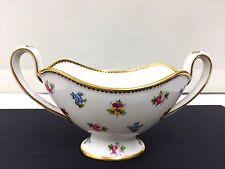 Antique Mintons Porcelain Two Handled Pedestal Dish circa 1900 ref 2325