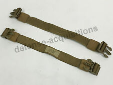 Allied Industries MBSS Rhodesian Adapter Kit RRV Back Plate Straps Set COYOTE