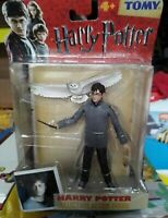Harry Potter Action Figure cm 13 TOMY ☆RARO☆ ►NEW◄ PERFECT NEVER REMOVED MISB