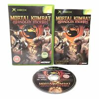 Mortal Kombat Shaolin Monks | Xbox Original | Microsoft | VGC | PAL