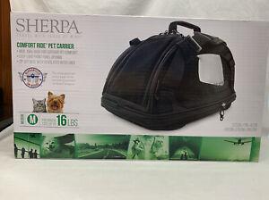 Sherpa Comfort Ride Pet Carrier Medium up to 16 Lbs Dog Cat