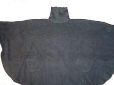 Bonprix Kuschel Cape Fleece schwarz NEU OVP 162 cm breit