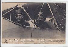 AK 1WW, France, Guerre, Boxeur Georges Carpentier - pilote aviateur 1915