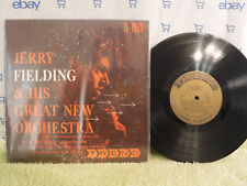 """Jerry Fielding & His Great New Orchestra, Trend TL1000, 1953, Ruth Oley 10"""" Jazz"""