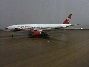 gemini jets 1:400 Kenya Airways 757 or 767 NO BOX