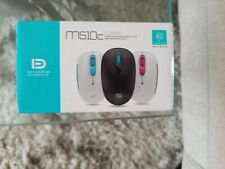 Wireless Mouse, FD M510c 2.4G Mini Silent Click Cordless Mouse with Nano USB