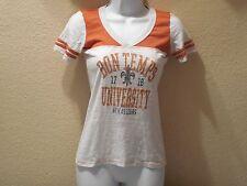 Bon Temps University 17 18 New Orleans T-Shirt see through Womens Juniors Small