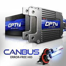 OPT7 Premium AC CANBUS HID Kit H13 9008 Bi-Xenon 6000K BLUE Light Conversion