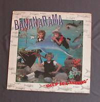 "Vinilo LP 12"" 33 rpm BANANARAMA - DEEP SEA SKIVING"