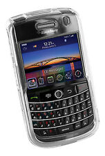 NEW Clear Crystal Hard Case for BlackBerry Tour 9630 UK
