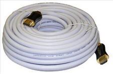 S.A.C. 10m Bianco HDMI lead 2.0 3D / 2160p Professional Cavo