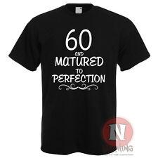 60 Celebración De Cumpleaños Regalo Camiseta Graciosa