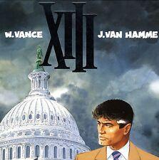 """XIII """"Dernier round"""" WilliamVANCE Platinum 3000ex NEUF !!!!"""