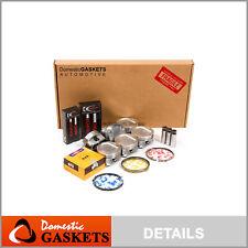 Fits 01-03 Ford F150 E250 Econoline 4.2L Full Gasket Pistons Bearings Rings Set