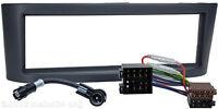 Radio Blende für SMART roadster 452 Auto Einbau Rahmen Adapter Antennen Kabel