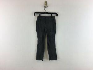 Boy's Demin Like Playwear Pants- Size 5- Gray