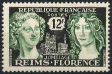 France 1956 SG#1286 Reims-Florence Friendship MH #E5886