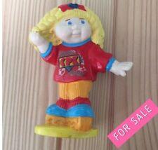 Objet de collection vintage rare années 80 Cabbage Patch Kid Cake topper figure
