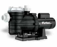 Flotec FPT20515 - 85 GPM 1-1/2 HP Two-Speed Pool Pump (230V)