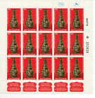 Israel : 1978 INSTITUTE FOR ISLAMIC ART ( Sheet of 15 Units ) X 3 New (MNH)