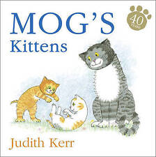 Mog HarperCollins & Young Adults' Fiction Books for Children