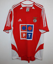 Benfica Portugal home shirt 05/06 Adidas Size L