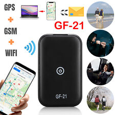 WIFI/GSM Mini Spy GPS Tracker Voice Activated Recorder Audio Recording Device