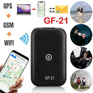 Wifi Spy Digital Voice Activated Recorder Mini Audio GPS Tracker Device WIFI/GSM