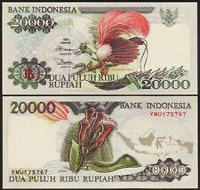 20000 RUPIAH 1995 INDONESIE / INDONESIA [SUP / XF] P135a