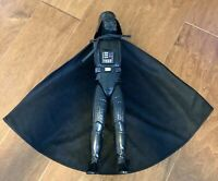 Star Wars Kenner Vintage 12 Inch Darth Vader Figure w/ Cape. In Need Of Repair.