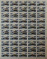 US SCOTT 2805 PANE OF 50 CHRISTOPHER COLUMBUS STAMPS 29 CENT FACE  MNH