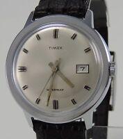 Vintage Timex Herrenuhr Great Britain Watch Handaufzug