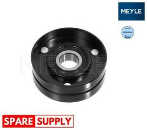 DEFLECTION/GUIDE PULLEY, V-RIBBED BELT FOR AUDI OPEL SEAT MEYLE 100 145 0003