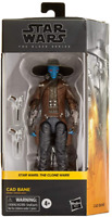 "Star Wars The Black Series Cad Bane 6"" Action Figure Clone Wars New Sealed"