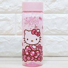Sanrio Hello Kitty Tritan Bottle Clear Tumbler Cup Coffee Water Bottle 500ml
