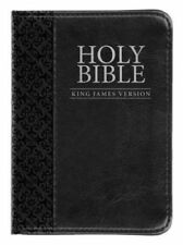 KJV Bible Mini Pocket 9781432102418 (Leather / fine binding, 2012)