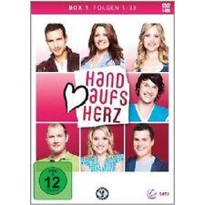 HAND AUFS HERZ - FOLGE 1 - 30 3 DVD NEUWARE